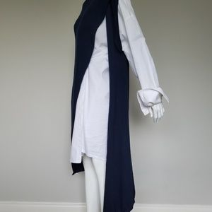 Tops - [My own design] Cotton Tunic With Side Opening
